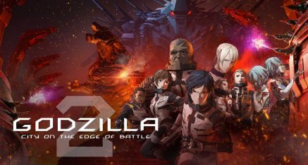 Godzilla: City on the Edge of Battle Film Review: A Tasty Slice Of Kaiju