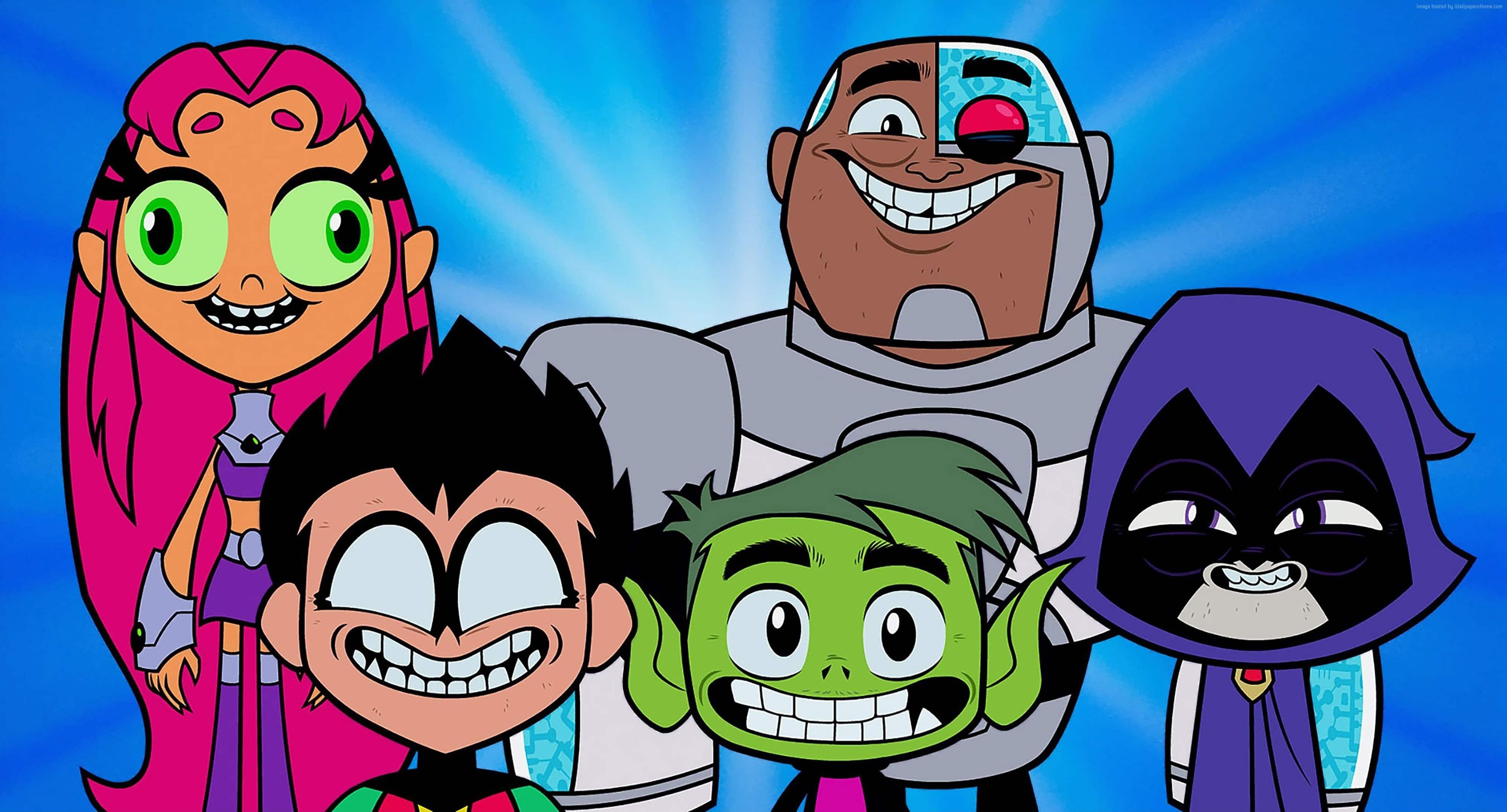 Teen Titans Go Games For Kids