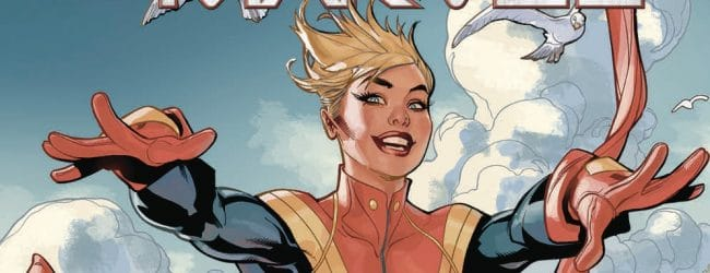 Review: The Life of Captain Marvel #2
