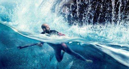 The Meg Film Review: All Shark, But No Bite
