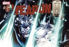 Review: Weapon H #6