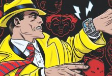 Review: Dick Tracy Dead or Alive