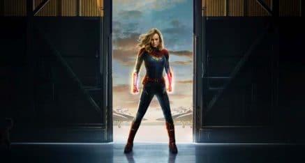 Marvel's Captain Marvel Poster Releases Alongside Epic Trailer