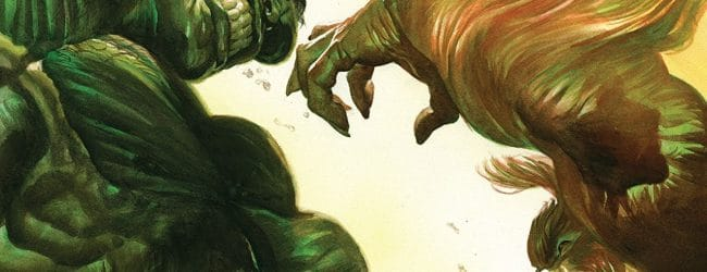 Horror Takes Shape in The Immortal Hulk #5