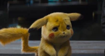 Ryan Reynolds Is Detective Pikachu In Cute First Trailer