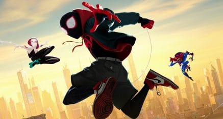 Spider-Man: Into the Spider-Verse Film Review