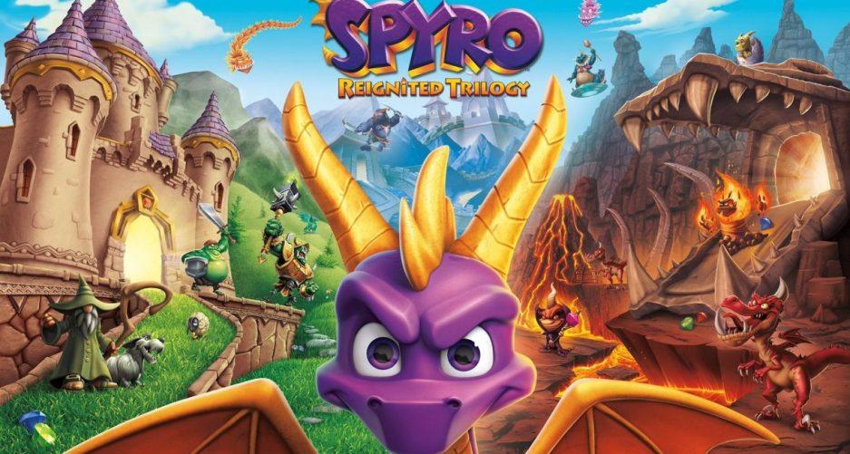 Spyro Reignited Trilogy Game Review: Nostalgic Dragon Fun