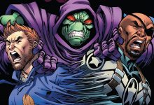 Review: Infinity Wars: Sleepwalker #4